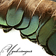 Другие виды рукоделия ручной работы. Ярмарка Мастеров - ручная работа. Купить Перо фазана на ленте, натуральное, неокрашенное №7.. Handmade.