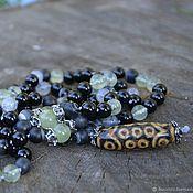 Фен-шуй и эзотерика handmade. Livemaster - original item Prayer beads Mala Peace of mind and fulfillment of desires. Handmade.