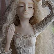 Куклы и игрушки ручной работы. Ярмарка Мастеров - ручная работа Зимняя береза. Handmade.