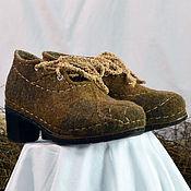 Обувь ручной работы. Ярмарка Мастеров - ручная работа Туфли Belle de Nuit. Handmade.