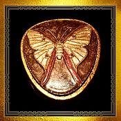 Для дома и интерьера handmade. Livemaster - original item Box Butterfly art Nouveau - 2. Handmade.