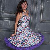 Одежда handmade. Livemaster - original item Dress in 50s style