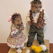 """Куклы и игрушки ручной работы. Ярмарка Мастеров - ручная работа Коллекционная игрушка """"Ах! Какой желтенький!"""". Handmade."""
