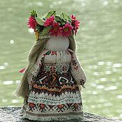Народная кукла ручной работы. Ярмарка Мастеров - ручная работа Народная кукла: Обережная кукла Лада. Handmade.