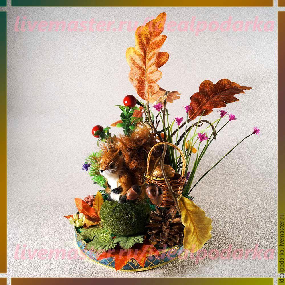Осенняя сказка своими руками для фото 539