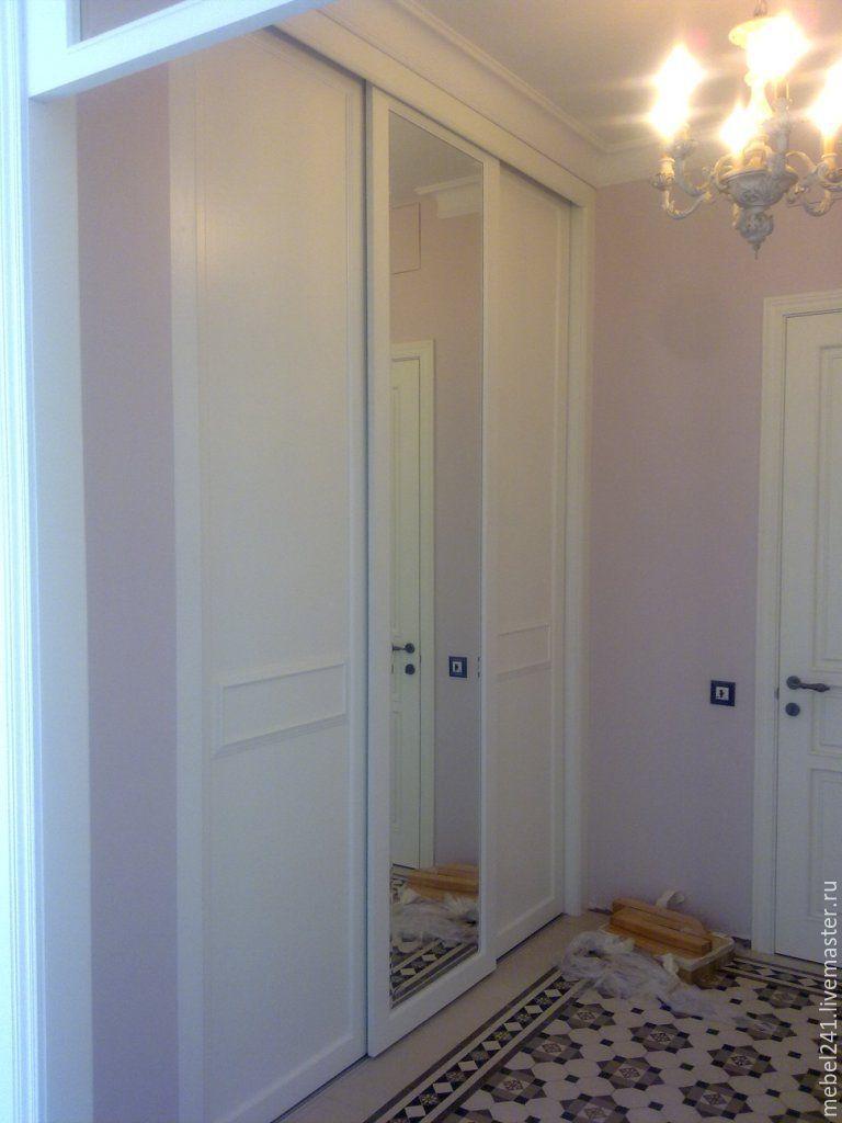 Шкаф купе классический с зеркалом, Мебель, Троицк, Фото №1