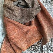 Аксессуары handmade. Livemaster - original item Woven scarf from County. Handmade.