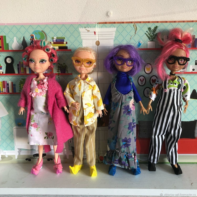 Куклы бабушки, Шарнирная кукла, Краснодар,  Фото №1