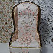 Куклы и игрушки ручной работы. Ярмарка Мастеров - ручная работа Кресло розовое .. Handmade.