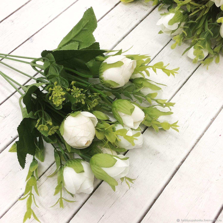 Кашпо ручной работы. Ярмарка Мастеров - ручная работа. Купить Камелия (декоративные цветы) флористика, декор. Handmade. Роза, комбинированный