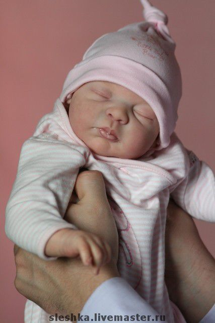 Куклы-младенцы и reborn ручной работы. Ярмарка Мастеров - ручная работа. Купить Кукла реборн Грета.. Handmade. Реборн