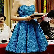 Одежда ручной работы. Ярмарка Мастеров - ручная работа Платье Izumrud. Handmade.