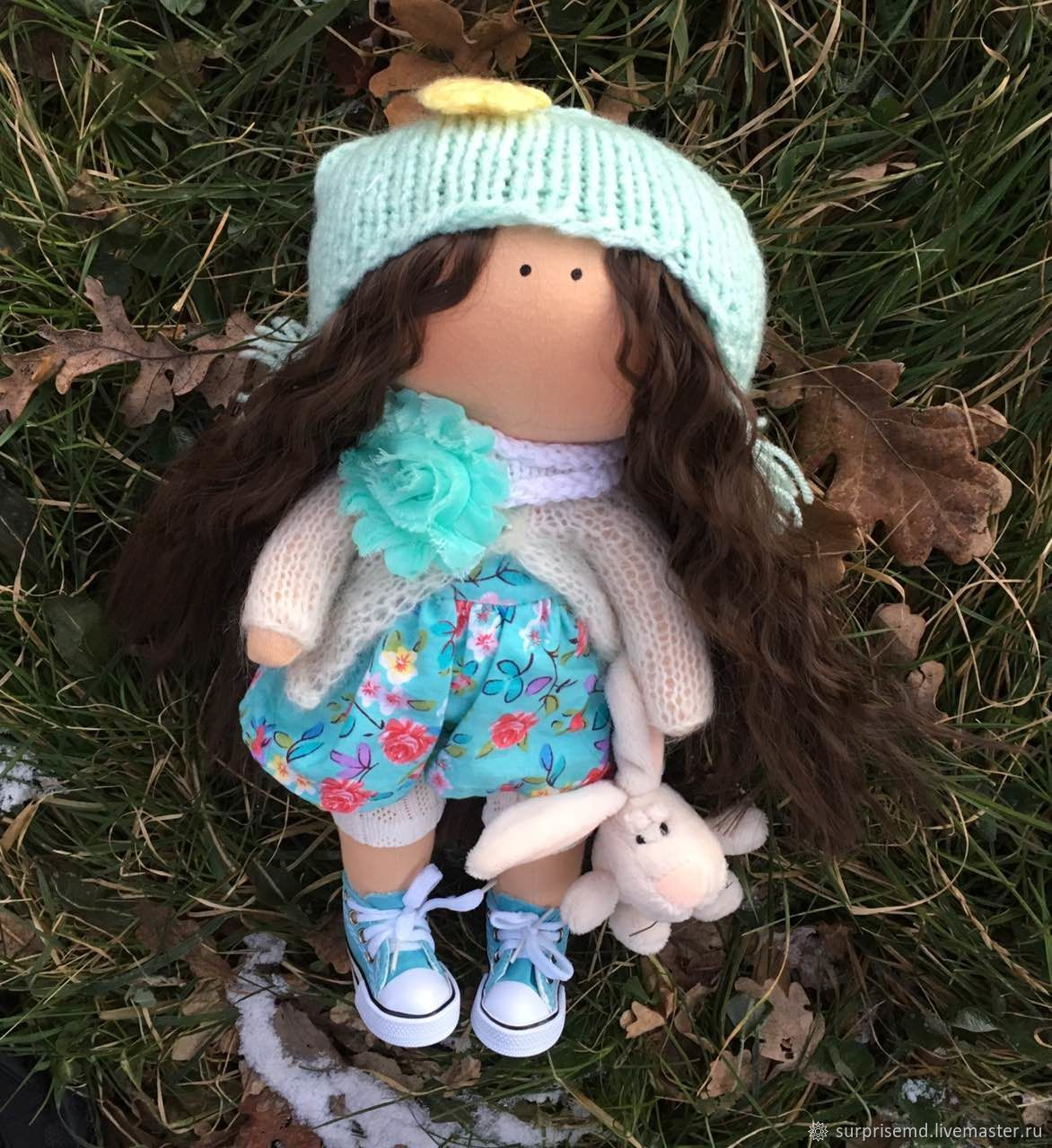 Кукла интерьерная текстильная, Куклы, Кишинев, Фото №1