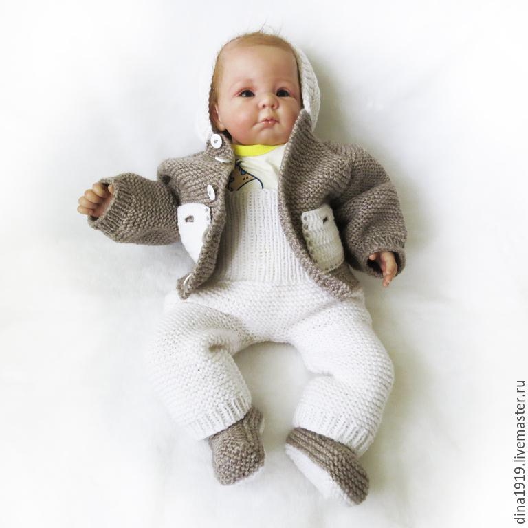 Кофты для младенцев