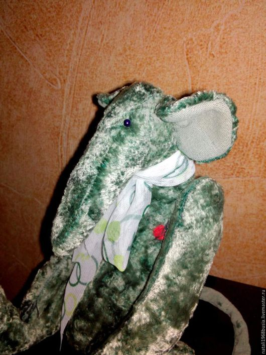 Крыс тедди интерьерная игрушка