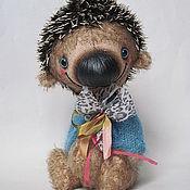 """Куклы и игрушки ручной работы. Ярмарка Мастеров - ручная работа Ёжик """"Бонус"""". Handmade."""