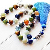 Фен-шуй и эзотерика handmade. Livemaster - original item Rosary the Energy of the seven stones. Handmade.