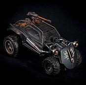 Подарки к праздникам handmade. Livemaster - original item machine the Black Prince. Handmade.