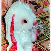 Куклы и игрушки ручной работы. Ярмарка Мастеров - ручная работа Зайка Tutti_Frutti. Handmade.
