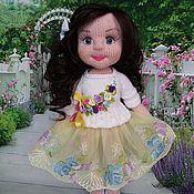 Куклы и игрушки ручной работы. Ярмарка Мастеров - ручная работа Надюша. Handmade.