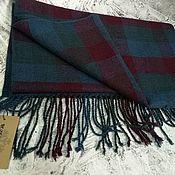 handmade. Livemaster - original item Scarves: Handmade woven scarf winter scarf. Handmade.