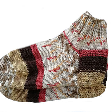 Аксессуары handmade. Livemaster - original item Socks men 41-42. The gift on February 23. Handmade.