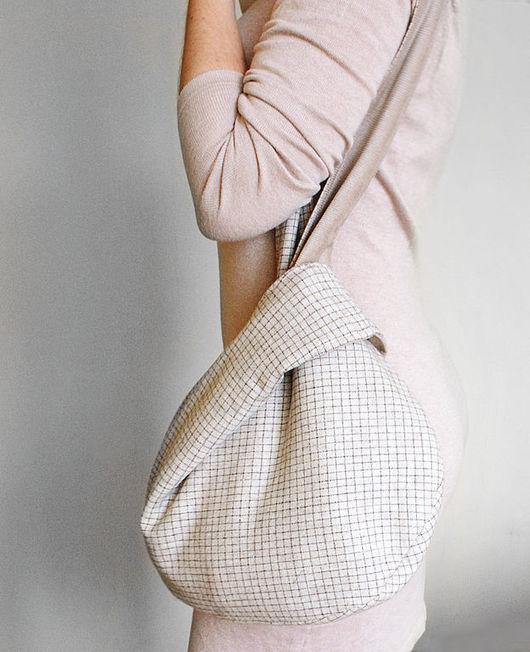 Женские сумки ручной работы. Ярмарка Мастеров - ручная работа. Купить Сумка-япошка розовая. Handmade. В японком стиле