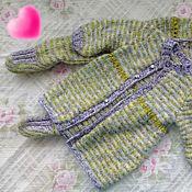 Комплекты одежды ручной работы. Ярмарка Мастеров - ручная работа Комплект одежды Малышарик. Handmade.