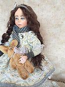 """Куклы и игрушки ручной работы. Ярмарка Мастеров - ручная работа Работа на заказ """"по мотивам МЭГГИ..."""". Handmade."""