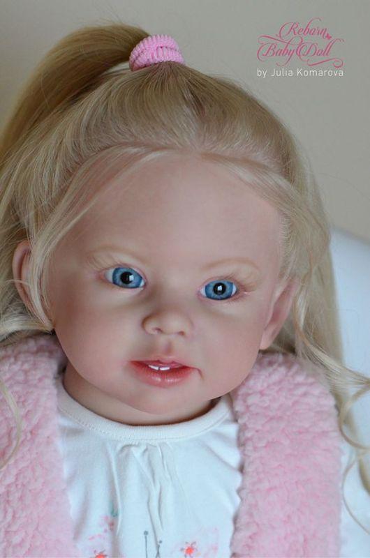 Куклы-младенцы и reborn ручной работы. Ярмарка Мастеров - ручная работа. Купить Бонни 2. Handmade. Реборн, кукла реборн