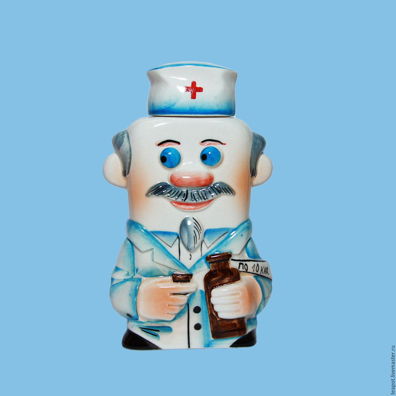 Тематические подарки для врачей 64