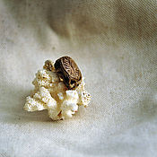 Украшения ручной работы. Ярмарка Мастеров - ручная работа Подвеска череп из бивня мамонта. Handmade.