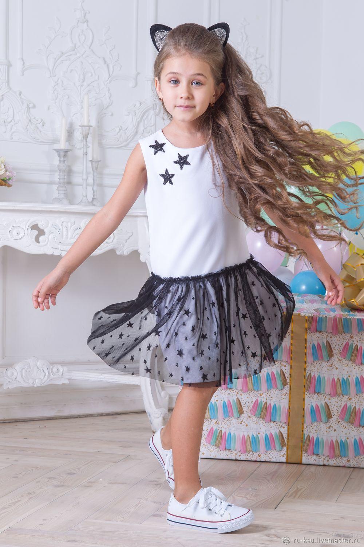 c8cf8f3e753 Детские нарядные платья – купить в интернет-магазине на Ярмарке ...