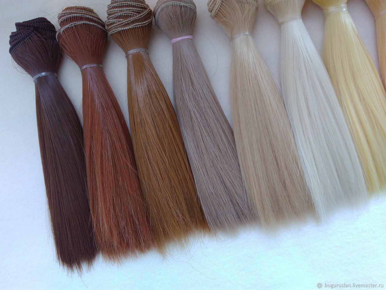 Кукольные волосы 15см, Шитье, Бугуруслан, Фото №1