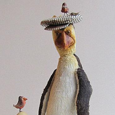 Куклы и игрушки ручной работы. Ярмарка Мастеров - ручная работа Гоги и сын. Handmade.