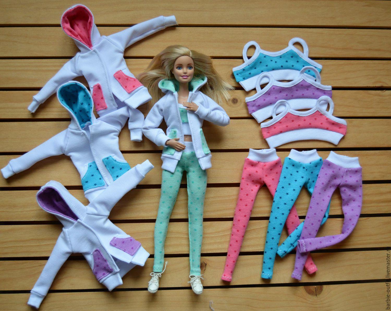 Сшитые вещи для кукол