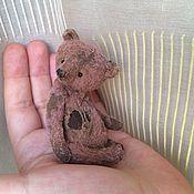 Куклы и игрушки ручной работы. Ярмарка Мастеров - ручная работа Медвежонок для медвежонка. Handmade.