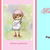 Дизайн и реклама handmade. Livemaster - original item card - the passport of the product. Handmade.