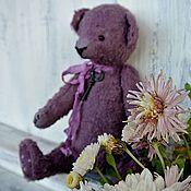 Куклы и игрушки ручной работы. Ярмарка Мастеров - ручная работа Лавандовый мишка. Handmade.