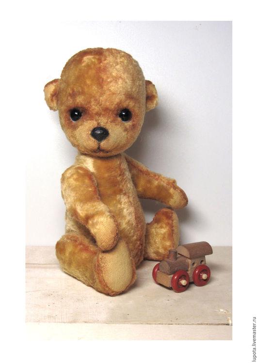 Мишки Тедди ручной работы. Ярмарка Мастеров - ручная работа. Купить Мишка тедди Абрикосик. Handmade. Винтаж, Плюшевый мишка