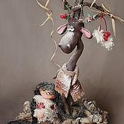 Куклы и игрушки ручной работы. Ярмарка Мастеров - ручная работа Вот мама удивится.... Handmade.