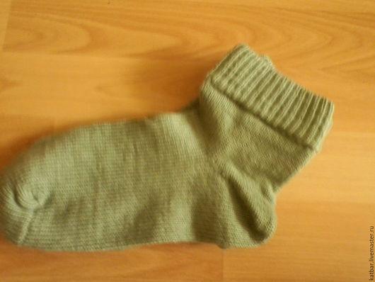 Носки, Чулки ручной работы. Ярмарка Мастеров - ручная работа. Купить носки,34-35,26-27размер, теплые,40%мохер. Handmade.