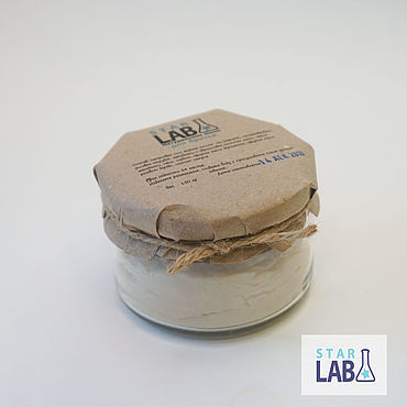 Cosmetics handmade. Livemaster - original item Shaving soap with silk. Handmade.
