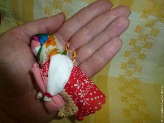 """Народные куклы ручной работы. Ярмарка Мастеров - ручная работа. Купить Обереговая кукла """"Подорожница"""". Handmade. Оберег"""
