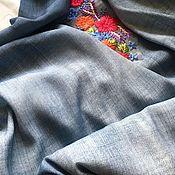Материалы для творчества ручной работы. Ярмарка Мастеров - ручная работа Вискоза люксовая под джинс. Handmade.
