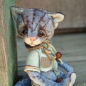 Куклы и игрушки ручной работы. Ярмарка Мастеров - ручная работа Баксик. Handmade.