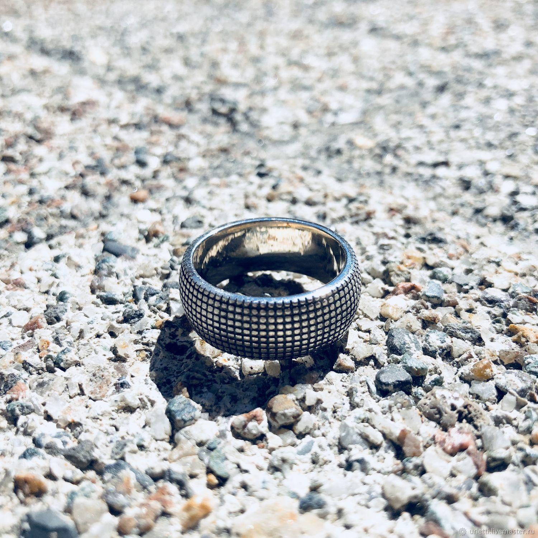 """ручной работы. Ярмарка Мастеров - ручная работа. Купить Серебряное кольцо """"Old seine"""". Морская коллекция. Handmade. Кольцо, украшения"""