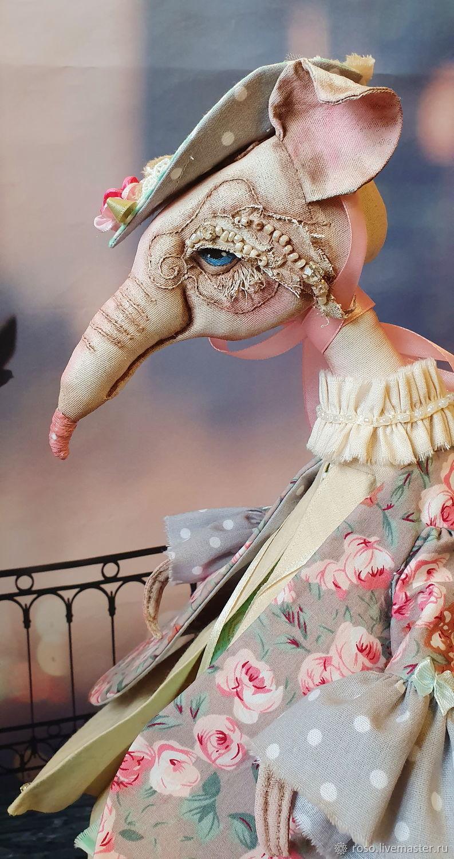 Крыска Пепельная Розочка, Куклы, Саров, Фото №1