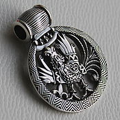 Фен-шуй и эзотерика handmade. Livemaster - original item Gamayun. Handmade.