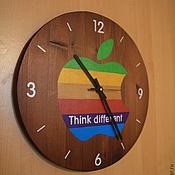 Для дома и интерьера ручной работы. Ярмарка Мастеров - ручная работа Часы с обратным ходом iWoodWatch. Handmade.
